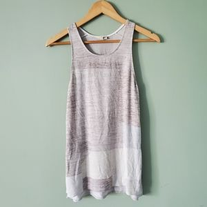Aritzia Wilfred free muted color tank XXS